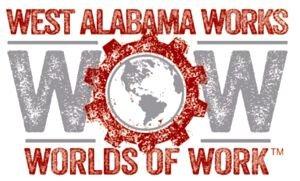 Worlds of Work logo